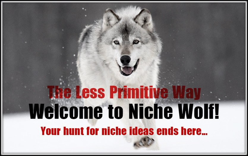 Welcome to Niche Wolf
