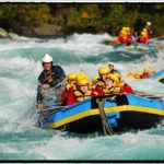 white water rafting - keyword research package